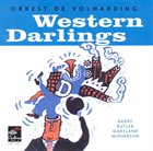 ORKEST DE VOLHARDING Western Darlings album cover