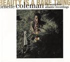 ORNETTE COLEMAN Beauty Is a Rare Thing: The Complete Atlantic Recordings album cover