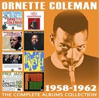 ORNETTE COLEMAN Complete Albums Collection: 1958-1962 album cover