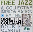 ORNETTE COLEMAN Free Jazz album cover