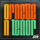 ORNETTE COLEMAN Ornette on Tenor album cover