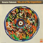 ORNETTE COLEMAN The Art of the Improvisers album cover