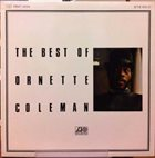 ORNETTE COLEMAN The Best Of Ornette Coleman (1968) album cover