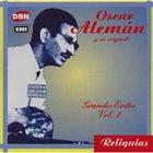 OSCAR ALEMÁN Grandes Exitos Vol. 2 album cover