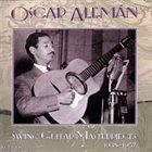 OSCAR ALEMÁN Swing Guitar Masterpieces album cover