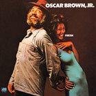 OSCAR BROWN JR Fresh album cover