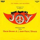 OSCAR BROWN JR Joy album cover