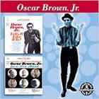 OSCAR BROWN JR Tells It Like It Is!/In A New Mood album cover