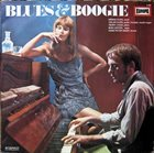 OSCAR KLEIN Blues & Boogie album cover