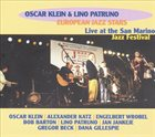 OSCAR KLEIN Live at the San Marino Jazz Festival album cover