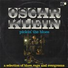 OSCAR KLEIN Pickin' The Blues album cover