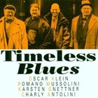 OSCAR KLEIN Timeless Blues album cover