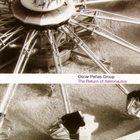 OSCAR PEÑAS The Return Of Astronautus album cover