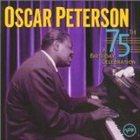 OSCAR PETERSON A 75th Birthday Celebration album cover