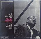 OSCAR PETERSON A Jazz Portrait of Frank Sinatra album cover