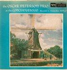 OSCAR PETERSON At The Concertgebouw album cover