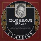 OSCAR PETERSON Chronological Classics (1952, vol. 2) album cover