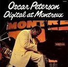 OSCAR PETERSON Digital at Montreux album cover