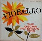 OSCAR PETERSON Fiorello album cover