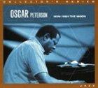 OSCAR PETERSON How High the Moon album cover