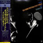 OSCAR PETERSON In Tokyo (Live At The Palace Hotel) album cover