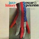 OSCAR PETERSON Jazz History Vol. 6 album cover