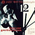 OSCAR PETERSON Jazz 'Round Midnight album cover