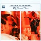 OSCAR PETERSON My Personal Choice album cover