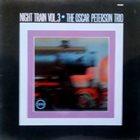 OSCAR PETERSON Night Train Vol.3 album cover