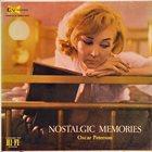 OSCAR PETERSON Nostalgic Memories album cover