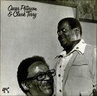 OSCAR PETERSON Oscar Peterson & Clark Terry album cover