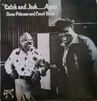OSCAR PETERSON Oscar Peterson and Count Basie ‎: Satch And Josh.....Again album cover