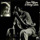 OSCAR PETERSON Oscar Peterson & Harry Edison album cover