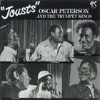 OSCAR PETERSON Oscar Peterson And The Trumpet Kings : Jousts album cover