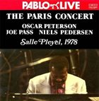 OSCAR PETERSON Oscar Peterson, Joe Pass, Niels Pedersen : The Paris Concert: Salle Pleyel, 1978 (aka Концерт В Париже 5 Октября 1978г) album cover