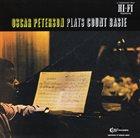 OSCAR PETERSON Plays Count Basie album cover