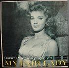 OSCAR PETERSON Plays My Fair Lady album cover