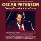 OSCAR PETERSON Songbooks Etcetera (disc 1) album cover