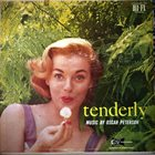 OSCAR PETERSON Tenderly album cover