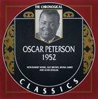 OSCAR PETERSON The Chronological Classics: Oscar Peterson 1952 album cover