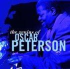 OSCAR PETERSON The Genius of Oscar Peterson album cover