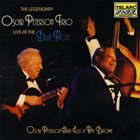 OSCAR PETERSON The Oscar Peterson Trio ‎: Live At The Blue Note album cover