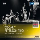 OSCAR PETERSON The Oscar Peterson Trio With Ray Brown & Ed Thigpen : 1961, Cologne Gürzenich Concert Hall album cover