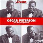 OSCAR PETERSON The Vienna Concert album cover