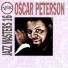 OSCAR PETERSON Verve Jazz Masters 16: Oscar Peterson album cover
