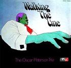 OSCAR PETERSON Walking The Line album cover