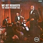 OSCAR PETERSON We Get Requests (aka Jazz Gala) album cover