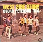OSCAR PETERSON West Side Story album cover