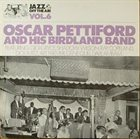 OSCAR PETTIFORD Jazz Off The Air Vol.6 album cover