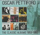OSCAR PETTIFORD The Classic Albums 1953-1960 album cover